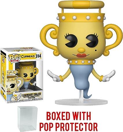 Legendary Chalice Brand New In Box POP Games Funko Cuphead S1