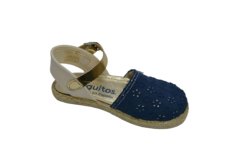 alpargatas Conguitos Yute Sandalia Niña Zapatos Niña Para CxodWBer