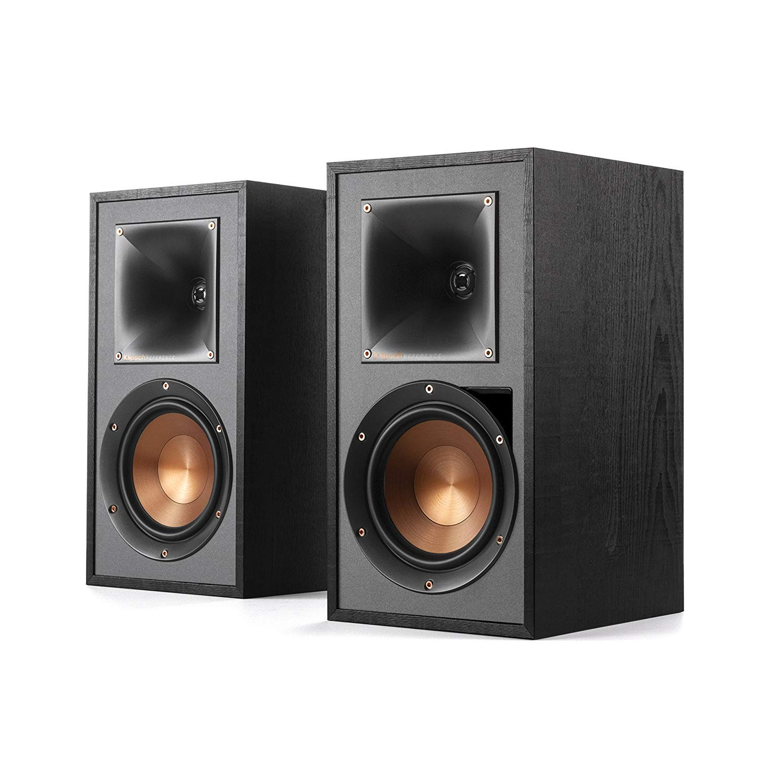 Klipsch R-51PM Powered Speakers With Bluetooth, USB, Phono-Preamp