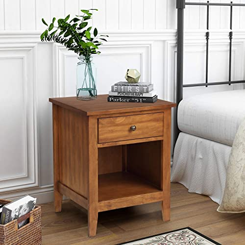 Deal of the week: Pannow Solid Wood Nightstand