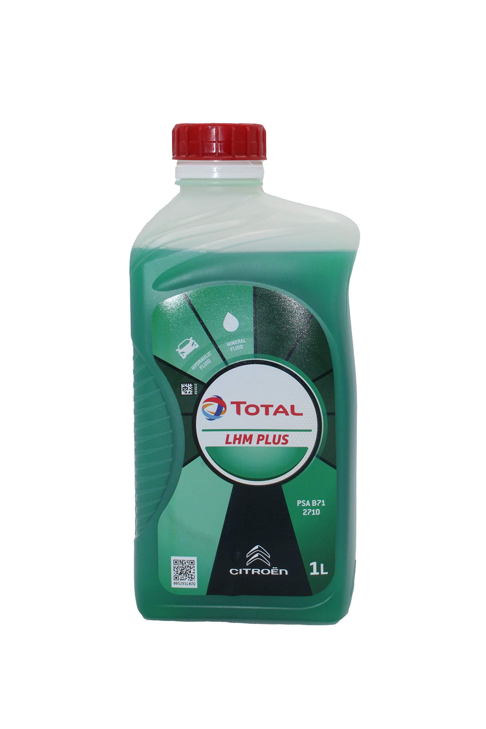 Total LHM Plus Hydraulic Fluid, 1Litre