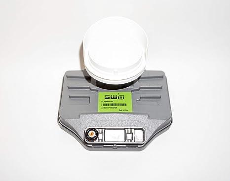 DIRECTV SL3-SWM SlimLine Single Wire Ka/Ku Triple LNB With Built-In on