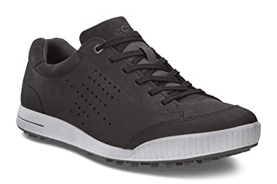 the cheapest new photos lace up in ECCO Men's Street Retro Hydromax Golf Shoe