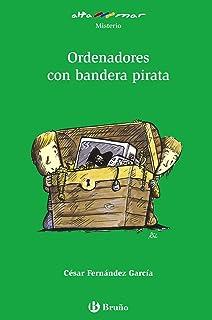 Ordenadores con bandera pirata / Computers with Pirate Flag (Alta Mar / Open Sea)
