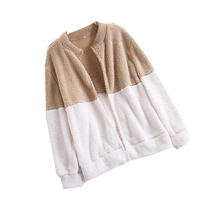 BaZhaHei-Chaqueta de Mujer, Blusa, Abrigo de Invierno de la Chaqueta de la