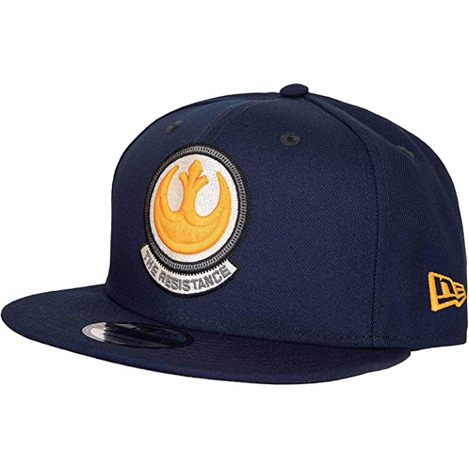 New Era 9Fifty Star Wars Rebel Resistance - Gorra Azul Marino ...