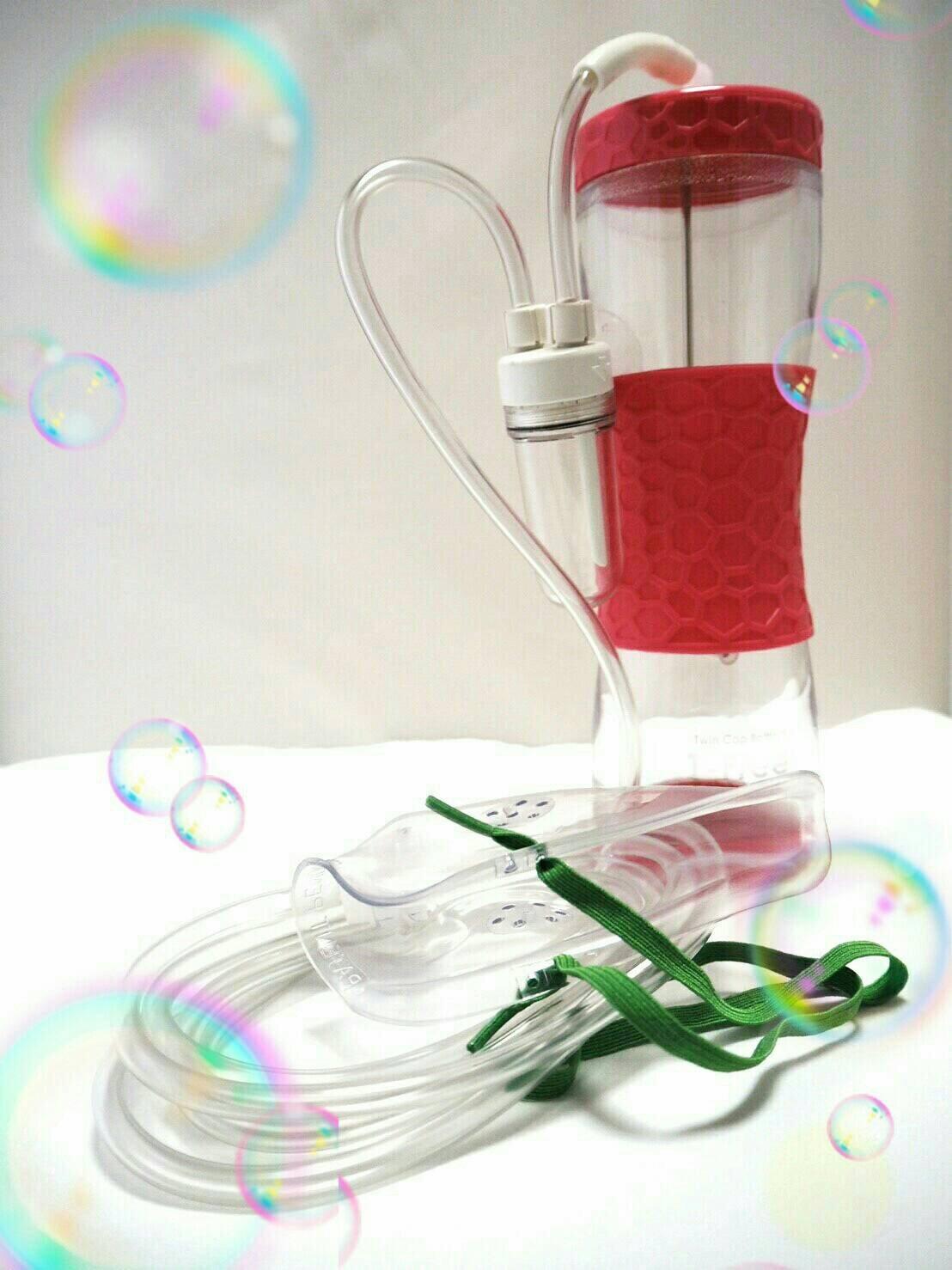 水素吸入器 HIDRO VITA ピンク H2 (黒) VITA B01LXSFYG8 ピンク H2 ピンク, 古本倶楽部:2734b1ec --- malebeauty.xyz