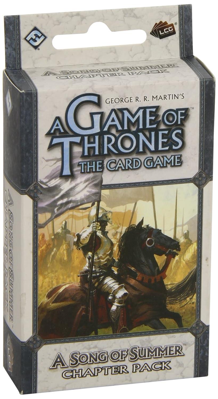 Amazon.com: Fantasy Flight Games A Game of Thrones: The Card ...