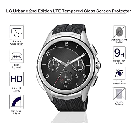 Protector de pantalla de cristal templado Fiimi para LG ...