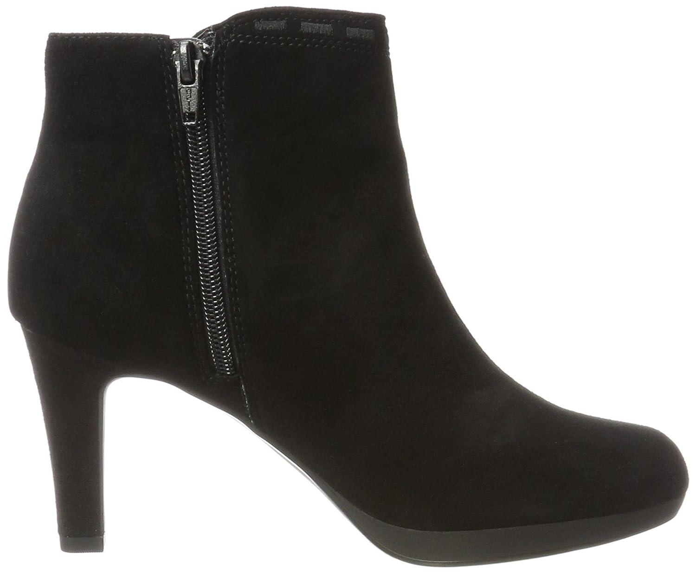 e5acbf2cb5 Clarks Women's Adriel Sadie Combat Boots: Amazon.co.uk: Shoes & Bags