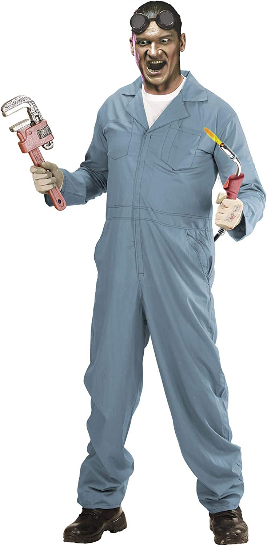 WIDMANN 07361 Adulto Disfraz mecánicos ? fontanero ? Soldador, S ...