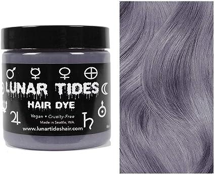 Silver Lining, tinte semi permanente para el cabello plateado - 118 ml - Lunar Tides