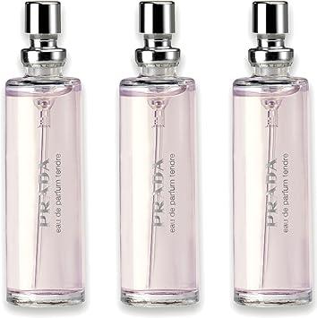10ml Eau Vaporisateur De Tendre Parfum Sac Prada 3 X Recharges nO8kXwNP0