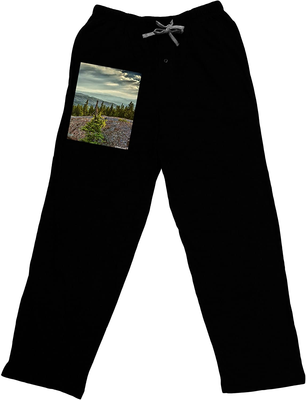 TooLoud Nature Photography Pine Kingdom Adult Lounge Pants