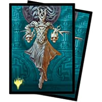 Theros: Beyond Death - Ashiok, Nightmare Muse - Limited Edition Alt Art Deck Protector Sleeves for Magic: The Gathering…