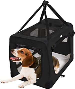 MC Star Perros Capazos Plegable Transportbox Caja de Viaje Gatos ...