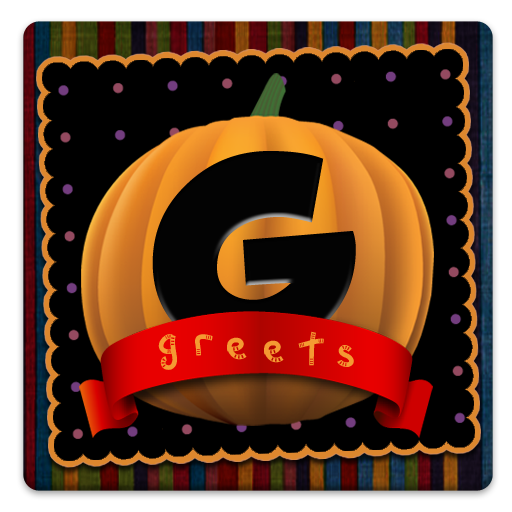 GREETS Halloween Special Personalised Animated Greeting -