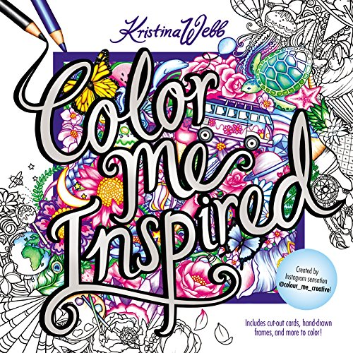 Color Me Inspired Kristina Webb 9780062480323 Amazon Books
