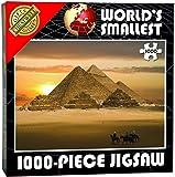 Más pequeño del mundo Jigsaw Pirámides de Giza
