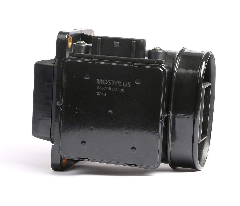 mostplus Reemplazo directo en masa flujo de aire Medidor Sensor MAF para Mitsubishi 12744214: Amazon.es: Coche y moto