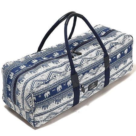 Completo Zip Ejercicio Yoga Mat Sling Bag Protección ...