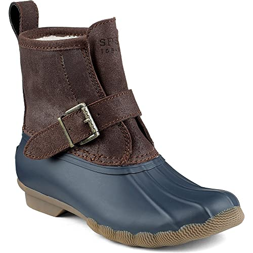 c4e64993c4a0 Sperry Top-Sider Rip Water Duck Boot Dark Brown  Amazon.ca  Shoes ...