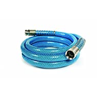 """Camco 10ft Premium Drinking Water Hose - Lead and BPA Free, Anti-Kink Design, 20% Thicker Than Standard Hoses 5/8""""Inside Diameter (22823)"""