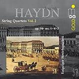 Streichquartette Op.50 1,4+5