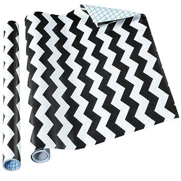 Amazon.com - Home-it Contact Paper Self Adhesive Shelf Liner, 18 ...