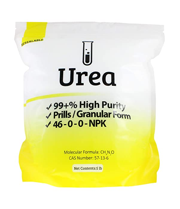 25 lb Urea 99+% Pure Commercial Grade 46-0-0 Granular/Prilled Fertilizer Aqua Regia