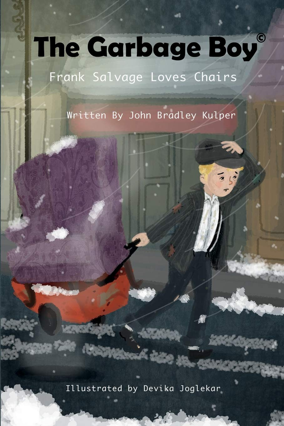 Download The Garbage Boy: Frank Salvage Loves Chairs ebook