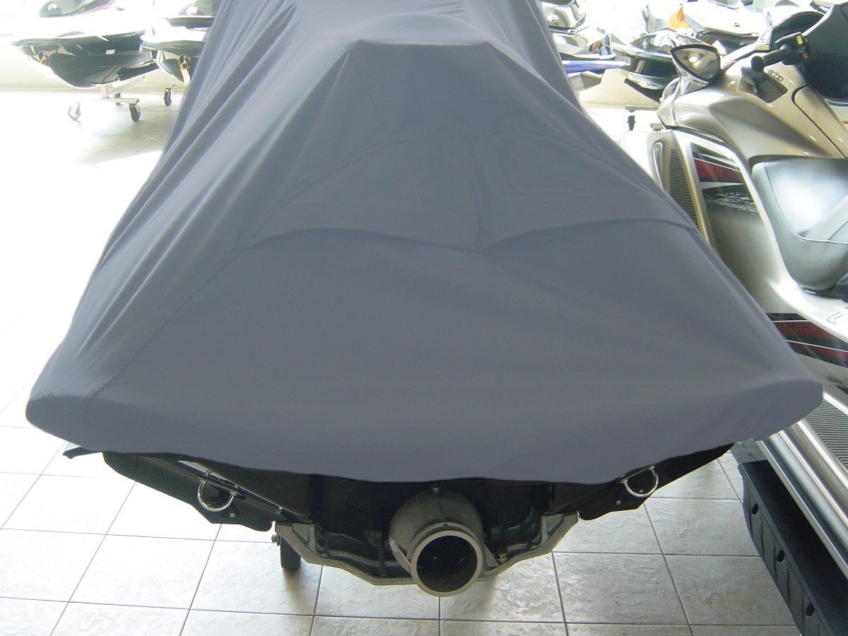 Jet Ski Personal Watercraft Cover Charcoal Grey Kawasaki Wet Jet Polaris fits up to 140 covers Sea-Doo Artco Honda Yamaha