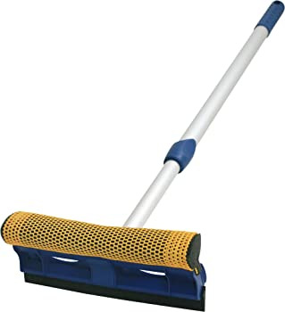 "Rain-X 9271X 8"" Professional Squeegee with 39"" Extension Handle"