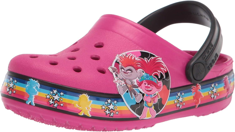Crocs Unisex-Child Trolls 2 Band Clog