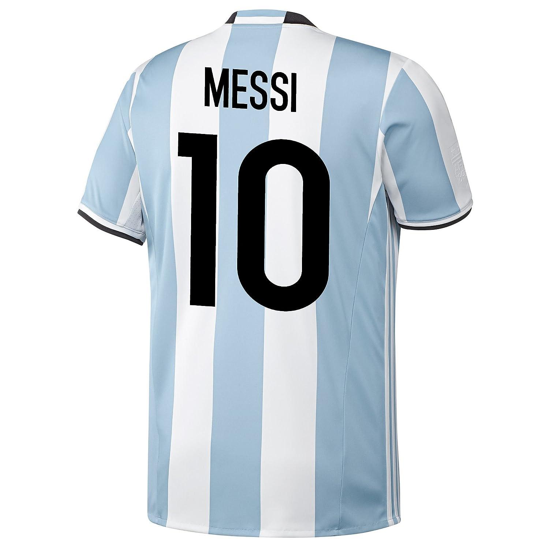 Jóvenes Adidas Argentina Messi Jersey ZhzKJ7