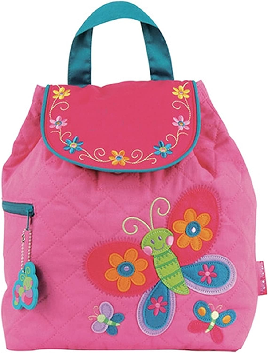 Butterfly Stephen Joseph Quilted Backpack