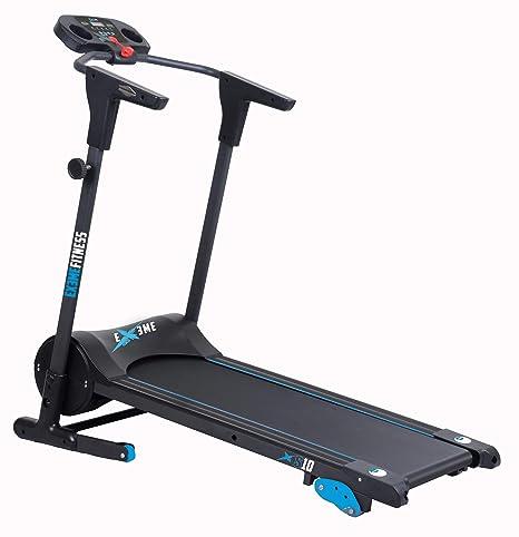 Ex3me Fitness - Cinta de Correr S10 Plegable, Velocidad de hasta ...