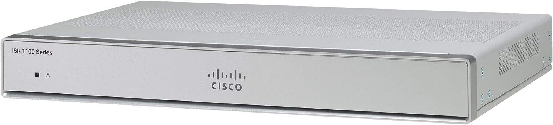Cisco Isr 1100 4 Ports Dsl Annex A M Und Ge Wan Router Computer Zubehör