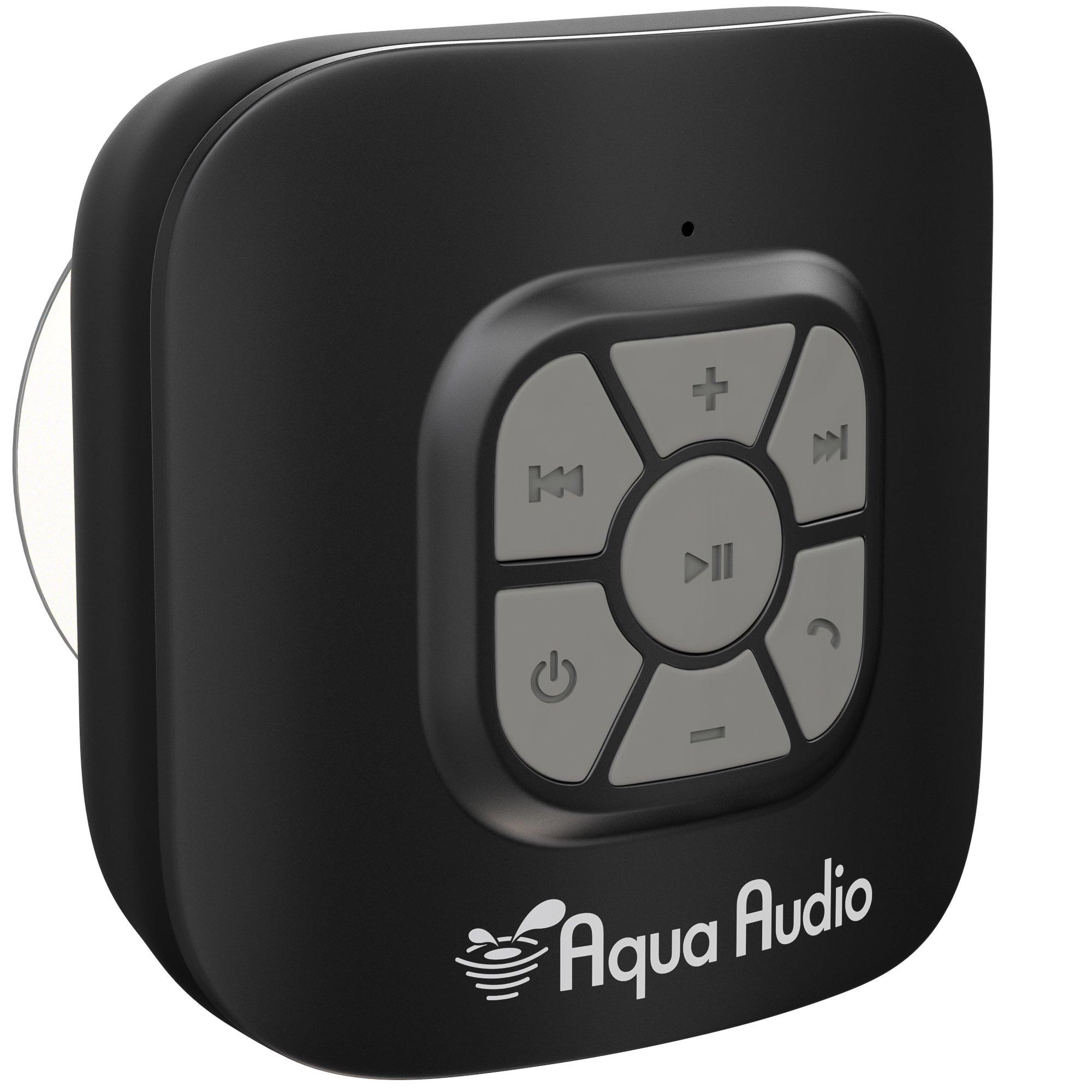 AquaAudio QZ-2Q0H-R3GO Cube Waterproof Bluetooth Wireless...