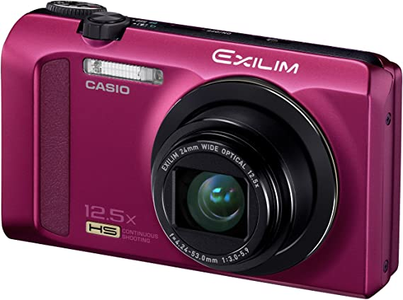 Casio EX-ZR200RD product image 6