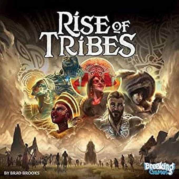 Bezier Games BGZ110288 Rise of Tribes, Multicolor: Amazon.es: Juguetes y juegos
