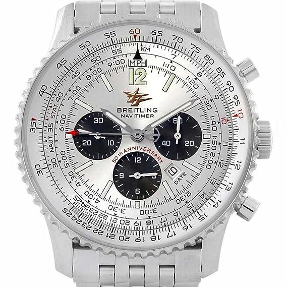 Breitling Navitimer automatic-self-wind Mens Reloj a41322 (Certificado) de segunda mano