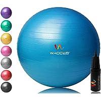 Wacces Pelota de Yoga con Bomba de Mano