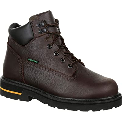 Georgia Boot Waterproof Work Boot | Industrial & Construction Boots
