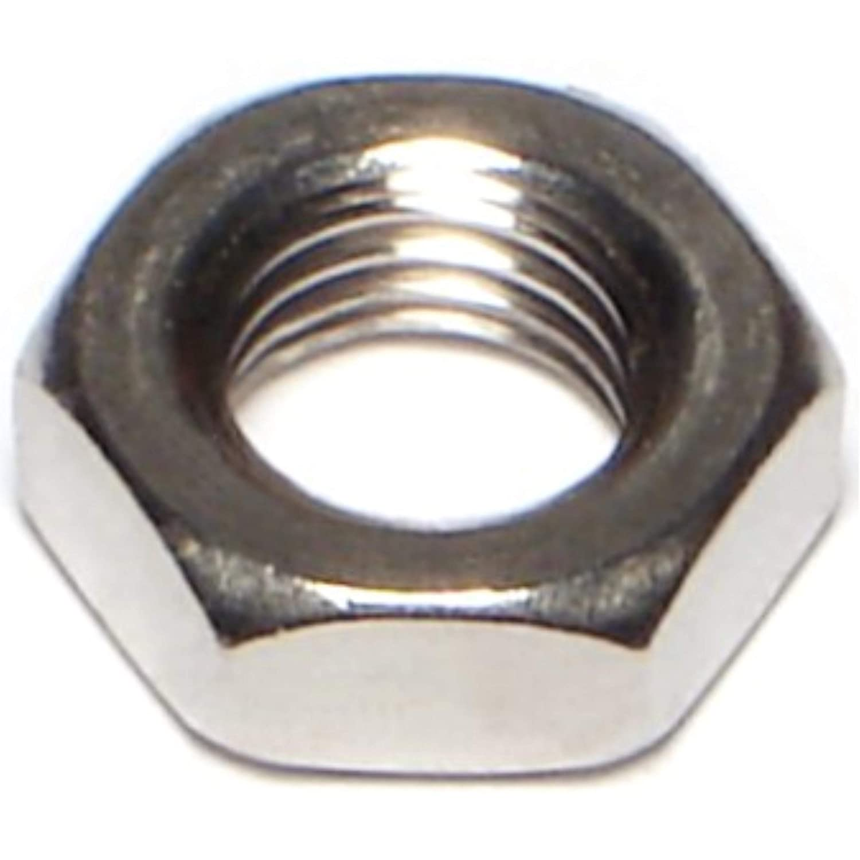 Hard-to-Find Fastener 014973185640 Jam Nuts Piece-12 5//16-24