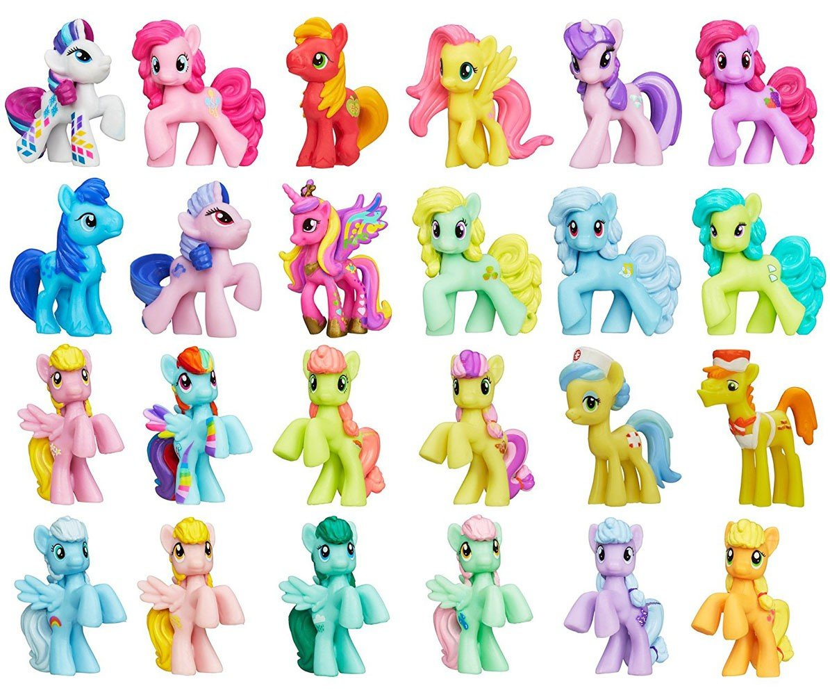 My Little Pony Blind Bags Figures Wave 8 Box