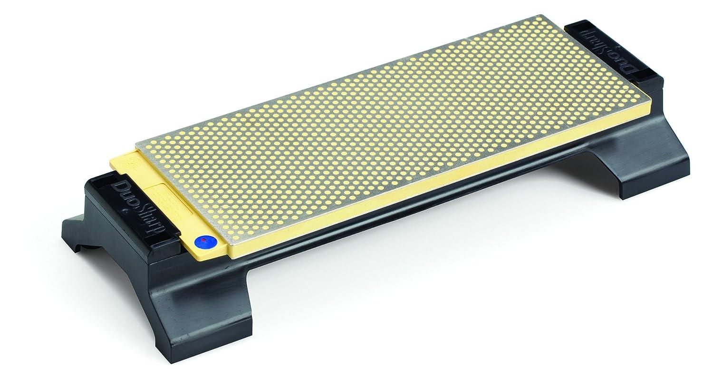 DMT Pierre /à aff/ûter DuoSharp grossi/ère//Extra Fine /à Socle W250EC-WB 25,4 cm