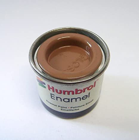 Humbrol - Pintura esmalte, color Light Buff (Hornby AA0076 ...