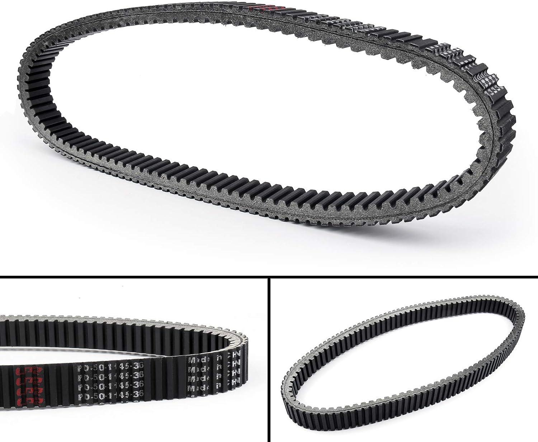 Artudatech Drive Belt 59011-1078 For Kawasaki KAF950 Mule 2510 Diesel 3010 Diesel 4X4