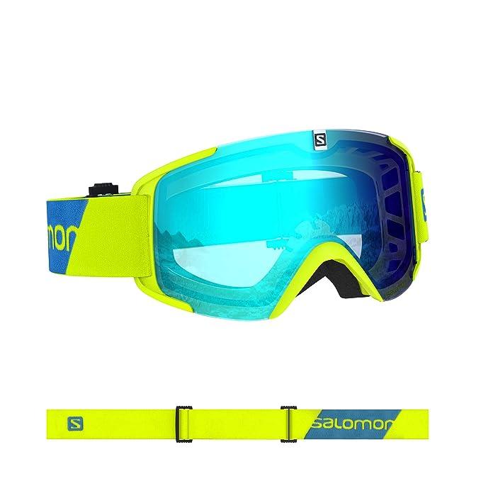 Gafas de esquí con cristales neón Salomon